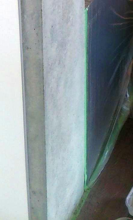 コンクリートの補修跡をわからなく綺麗に仕上げる美装