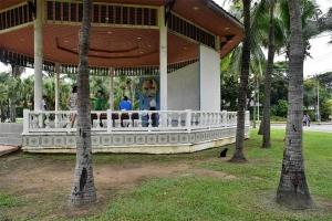 Sala Bhirombhakdi (Octagonal Hall)