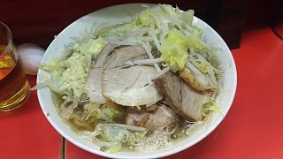 20180414ラーメン二郎三田本店(その6)