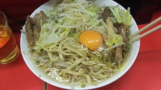 20180414ラーメン二郎三田本店(その13)