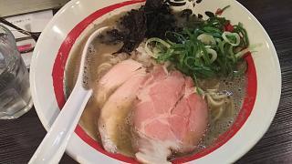 20180426麺屋 でこ(その1)