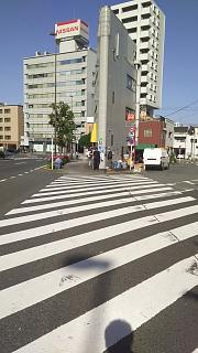 20180428ラーメン二郎三田本店(その1)