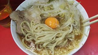 20180428ラーメン二郎三田本店(その9)