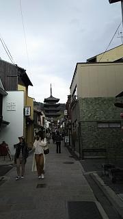 20180409八坂の塔(その1)