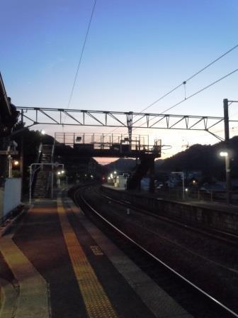 上有田駅1(2018-08-18)