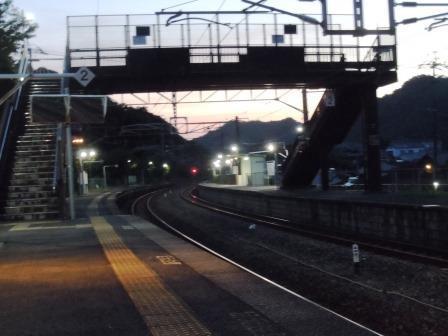 上有田駅4(2018-08-18)