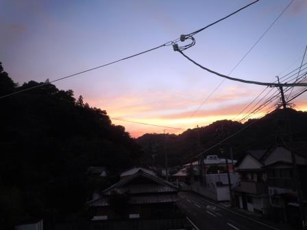 夕景5(2018-07-20)