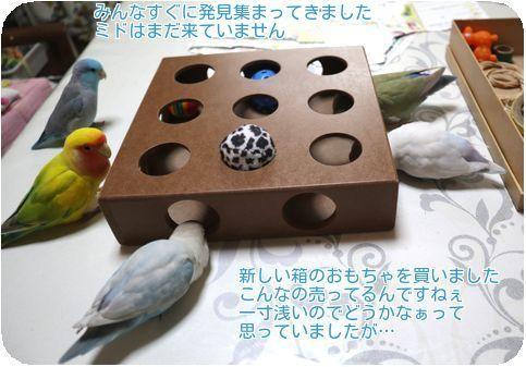 ①箱型オモチャ