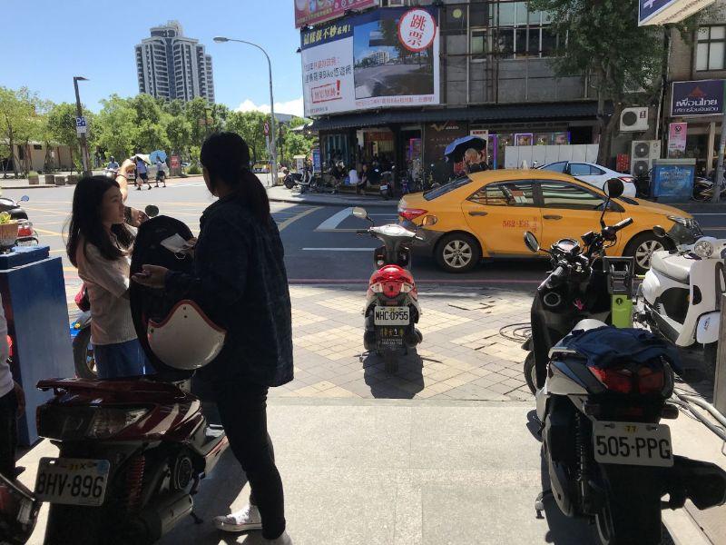 台湾レンタルバイク