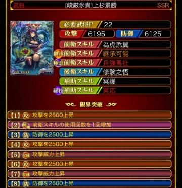 上杉景勝22 8凸