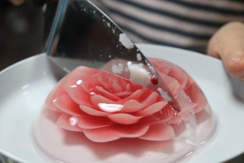 お花ゼリー