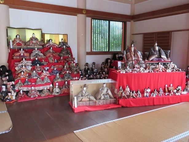 淡島神社の人形