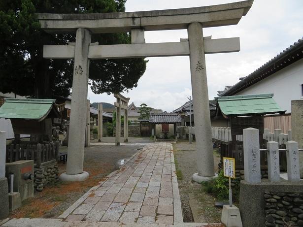加太春日神社