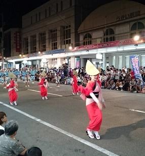 20180817 阿波踊り