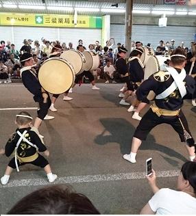 20180817 阿波踊り2