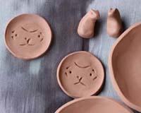 陶芸乾燥2
