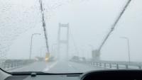 しまなみ海道・豪雨