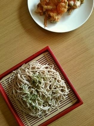 海老かき揚げ丼2