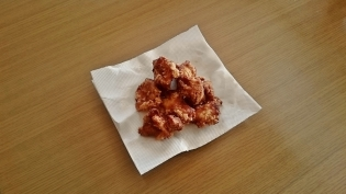 鶏モモ唐揚げ2