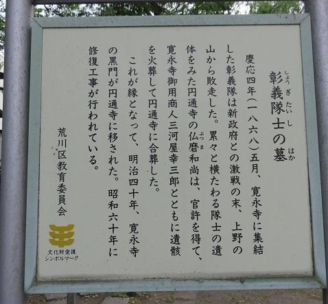 IMG_1114 彰義隊士の墓