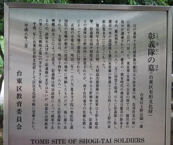 IMG_1089 彰義隊士の墓