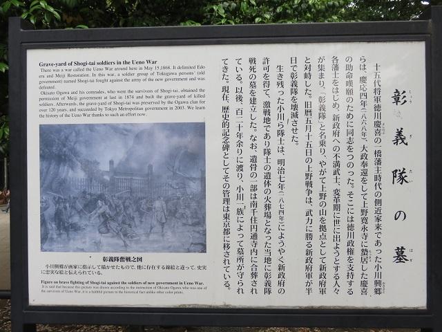 IMG_1092 彰義隊士の墓