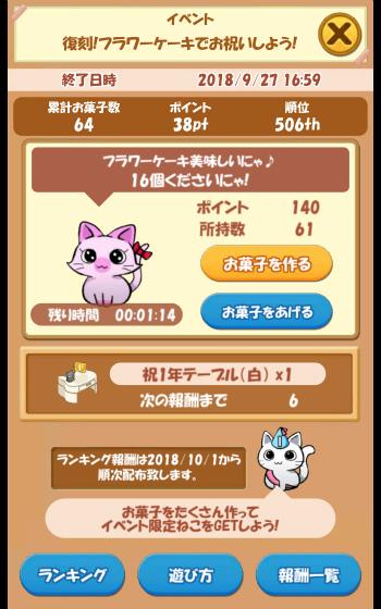 009_CAT ROOM 復刻1周年記念イベント20180920_233927