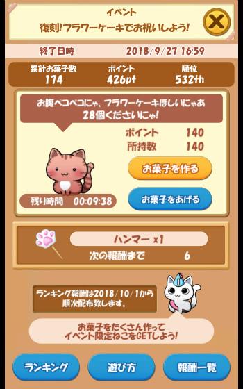 022_CAT ROOM 復刻1周年記念イベント20180921_213746