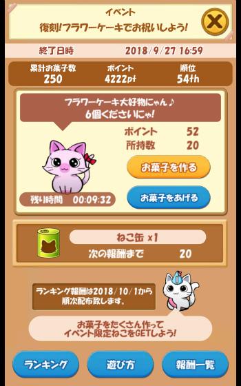 038_CAT ROOM 復刻1周年記念イベント20180922_115940