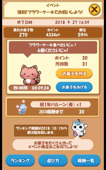 041_CAT ROOM 復刻1周年記念イベント20180922_135410