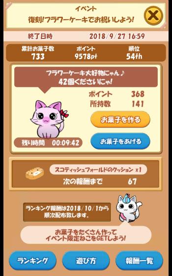 101_CAT ROOM 復刻1周年記念イベント_20180924_165550