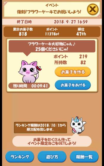 114_CAT ROOM 復刻1周年記念イベント_20180924_165550