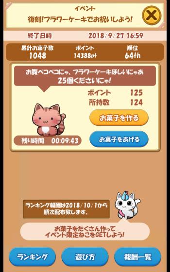 147_CAT ROOM 復刻1周年記念イベント_20180924_165550