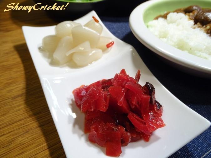 2018-08-12夏野菜カレー (3)
