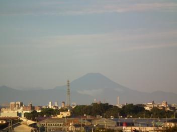 富士山~朝101