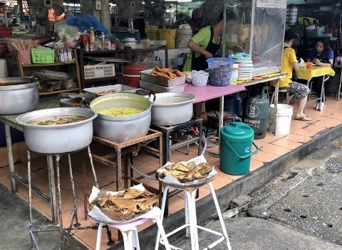 タイ市場2
