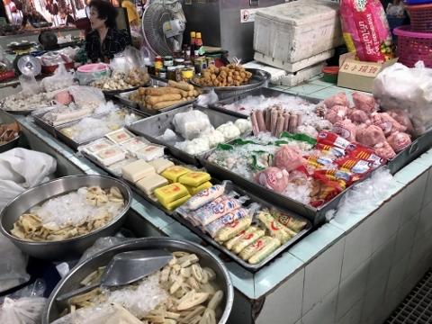 タイ市場3