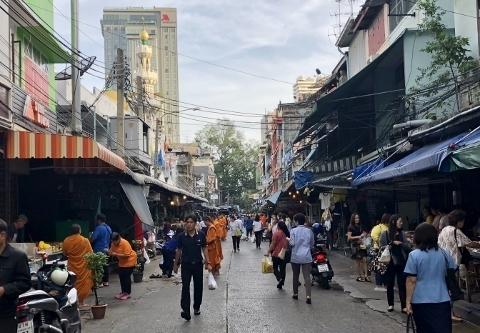 タイ市場1
