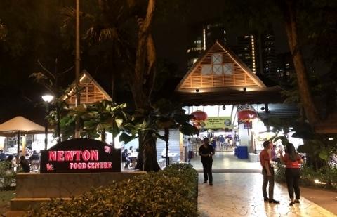 シンガポール屋台村