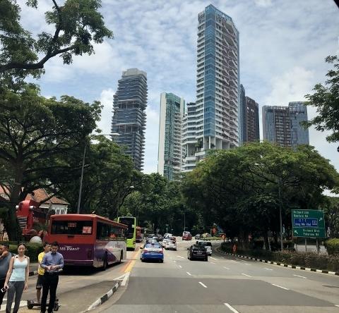 シンガポールビル2