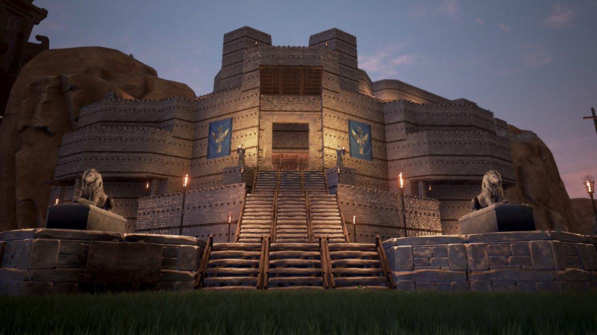 【Conan Exiles】建築・拠点・家など建築改善おすすめMOD15選 おしゃれな家具を追加し王様プレイも!(コナンアウトキャスト)