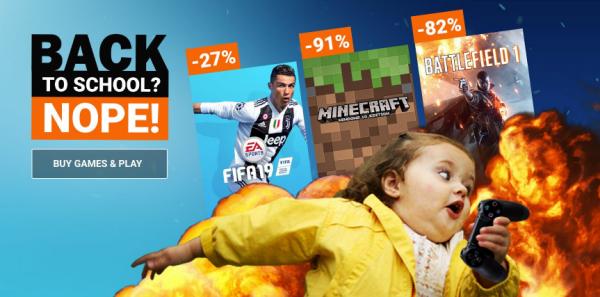 【G2A/Kinguinウィークリーセール】『Minecraft』259円、『Battlefield 1』1409円、『Fallout 76』5100円など