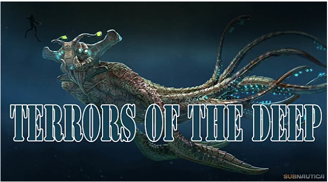 Subnautica(サブノーティカ) モンスター・敵対生物一覧!海の惑星で最も危険な生き物は??