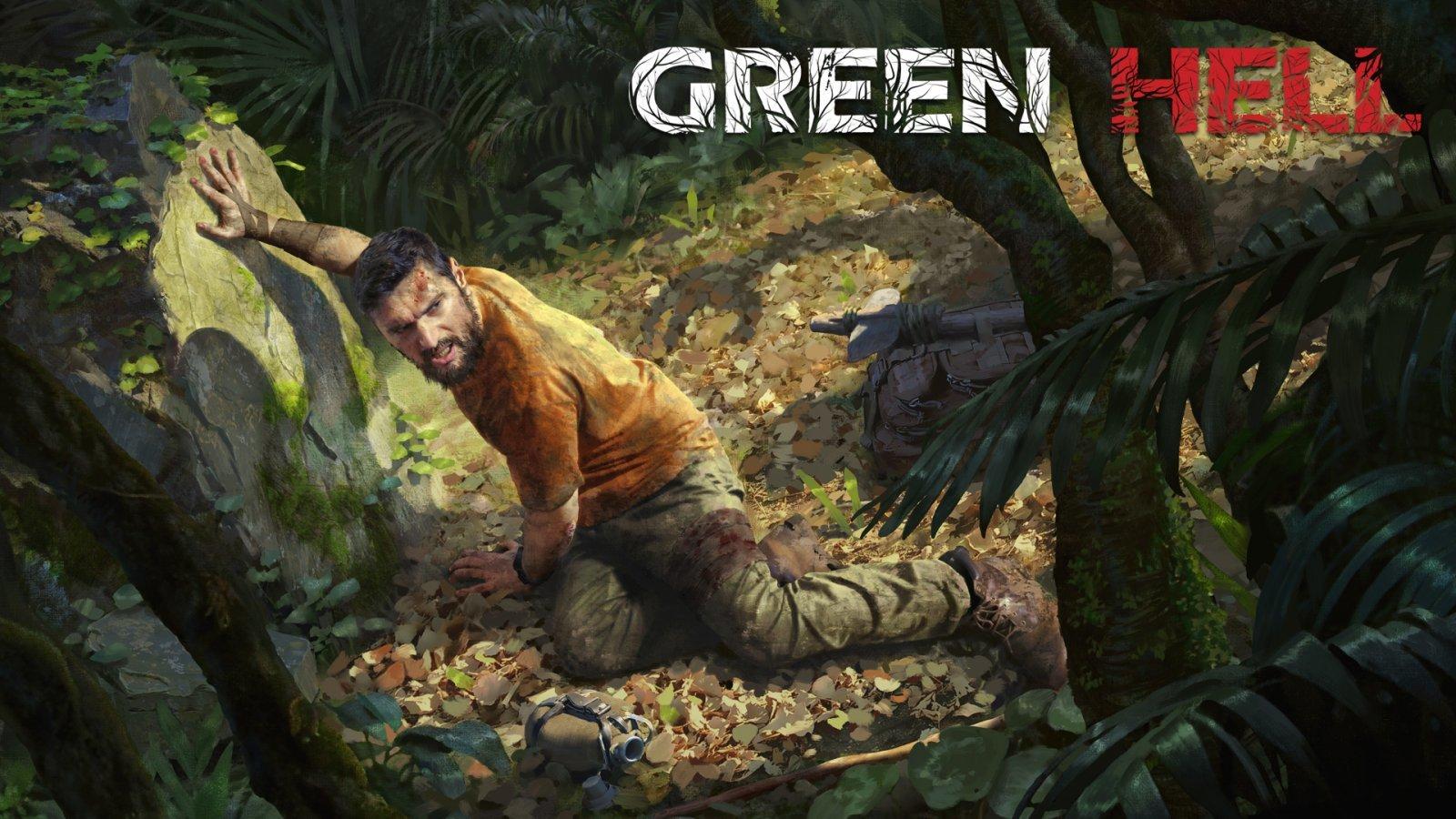 アマゾンサバイバル『Green Hell』レビュー!熱帯雨林を攻略せよ!日本語化も追加済みに!!