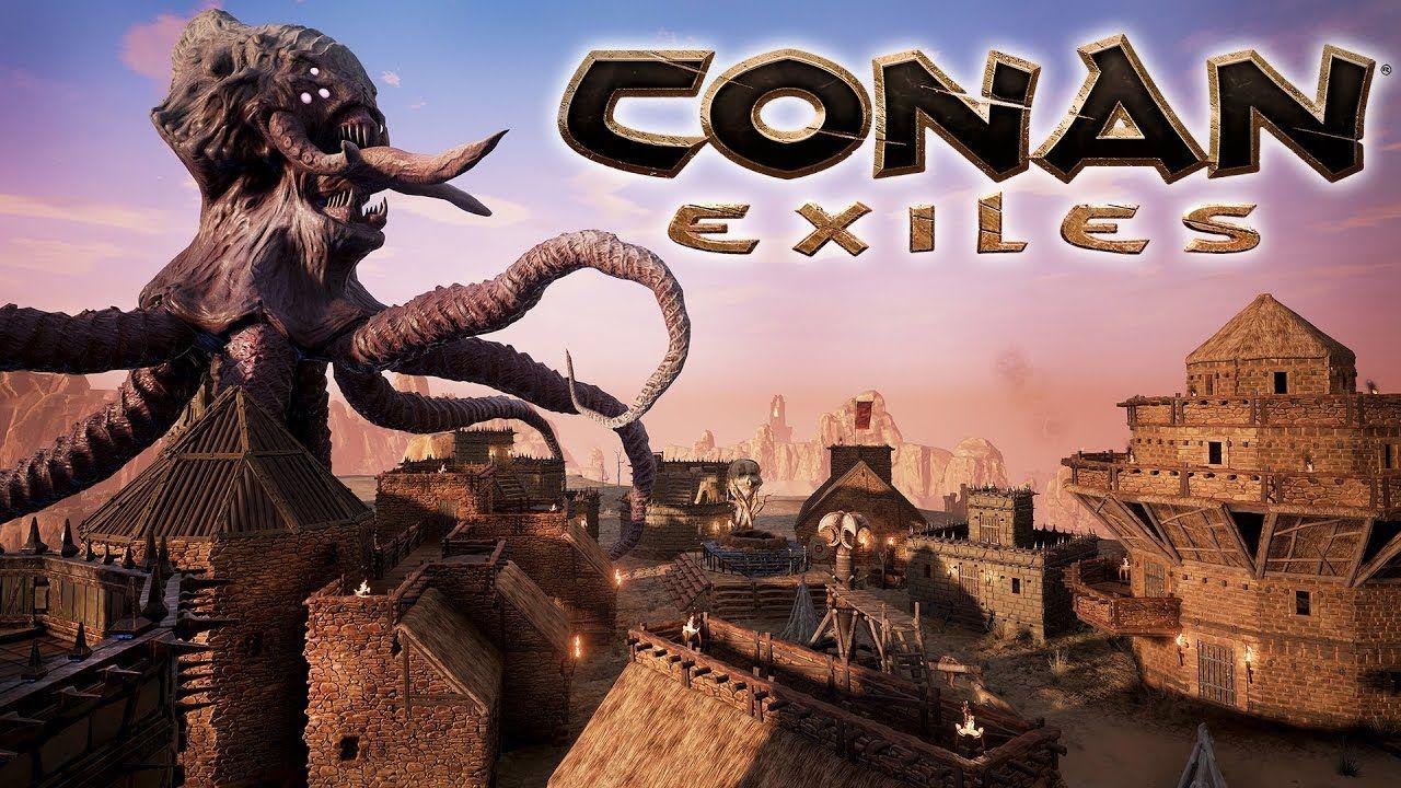 【Conan Exiles】ダンジョン・洞窟・遺跡-ネームド奴隷-資源地図 MAPマップ (コナンアウトキャスト)