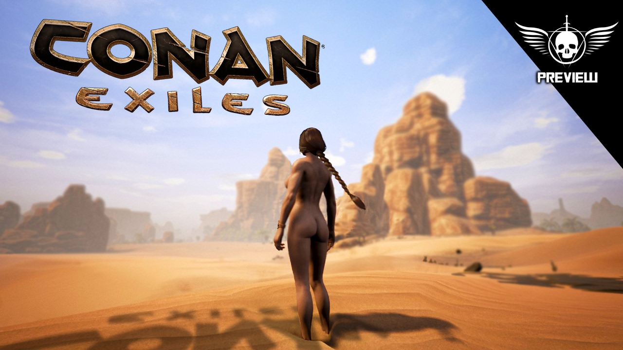 【Conan Exiles】自力でサーバー立て方・設定方 コナンエグザイルの公式サーバーからレンタルサーバーで一人プレイ・協力プレイ!(コナンアウトキャスト)