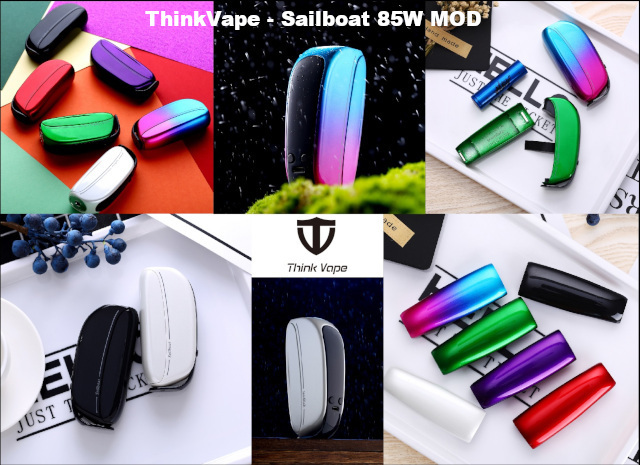 1 ThinkVape - Sailboat