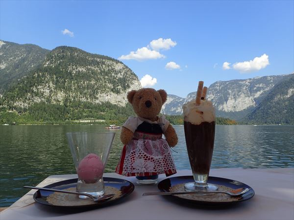 アイスカフェ&アイス
