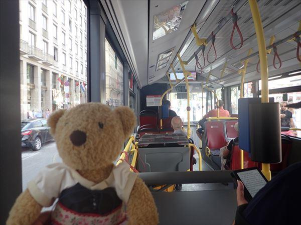 59Aバス車内