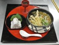 網焼ききのこ蕎麦_0112